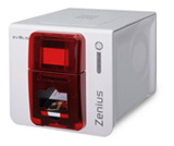 Evolis Zenius Single-Sided Color Card Printer